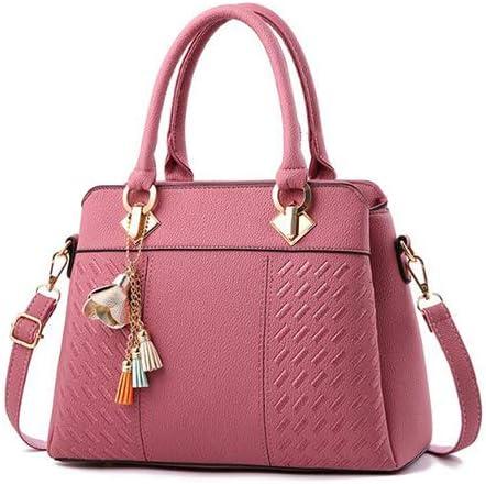 zyylppylw Shoulder Bags Fashion Very popular Women Tassel Leather Handbags Ranking TOP14 PU