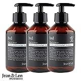 Jean & Len Gesichts- und Bartwaschgel Men Face & Beard, reinigt Haut und Bart gründlich und...