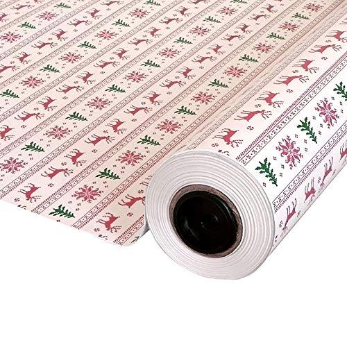 Rollo papel regalo Navidad PNB0217