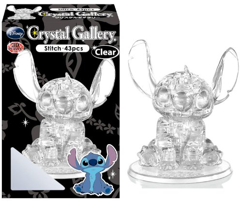 Disney Crystal Gallery Stitch (japan import)