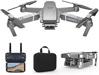 SXXYTCWL Drone avec caméra 4K, quadcoptère UAV avec caméra d'imagerie Thermique Vidéo à 3 Axes Gimbal 34 Min Temps de vol,...