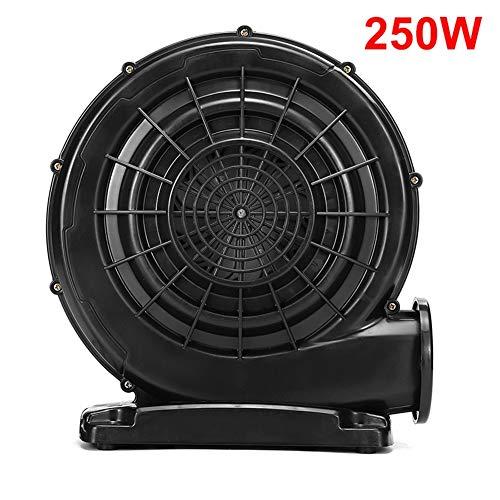 Ventilador eléctrico de la bomba del ventilador de aire 250W-610W, ventilador inflable de la pantalla de la bomba (Size : 550W)