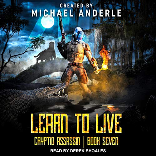 Learn to Live cover art