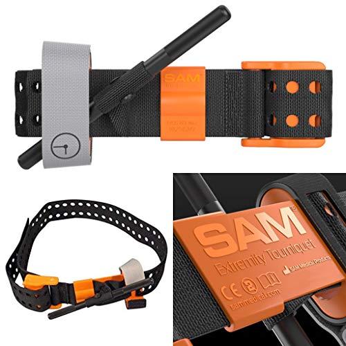 SAM XT Torniquete Orange