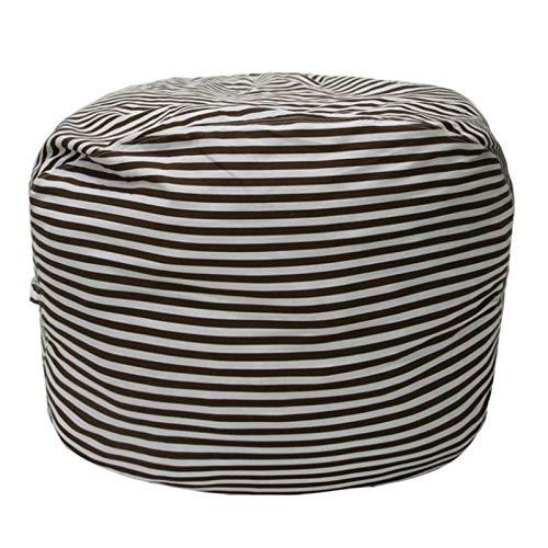 Navigatee Große Sitzsackhülle Gesundheit Material Faul Sofa Sitzsackhülle Kleines Sofa Bbequemes Premium Sitzsackhülle Für Kinder Jugendliche Und Erwachsene (Keine Innere Skelettfüllung) 80 cm
