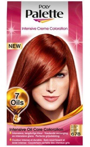 Poly Palette Haarfärbemittel NR. 678 RUBY