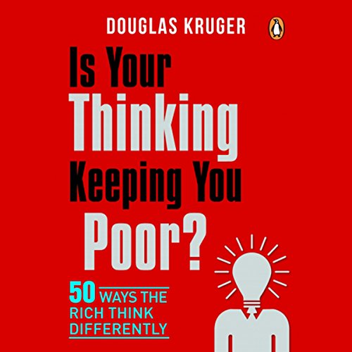 Is Your Thinking Keeping You Poor? audiobook cover art