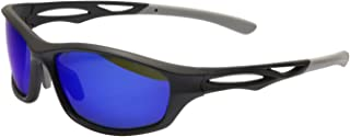 AOKNES Polarized Sports Sunglasses for Men Women for Driving Cycling Running Fishing with Tr 90 Unbreakable Frame