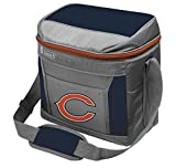 Coleman NFL Soft-Sided Insulated Cooler Bag, 16-Can Capacity, Chicago Bears