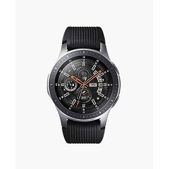 Samsung Galaxy Watch R800 Bluetooth versión 46 mm, color plateado: Amazon.es: Electrónica
