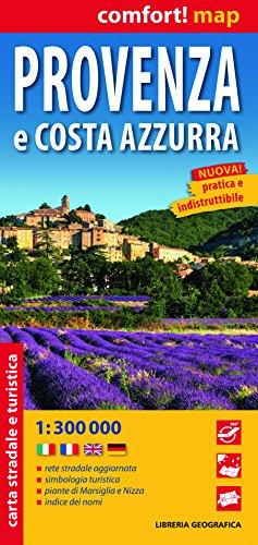 Provenza Costa Azzurra 1:300.000