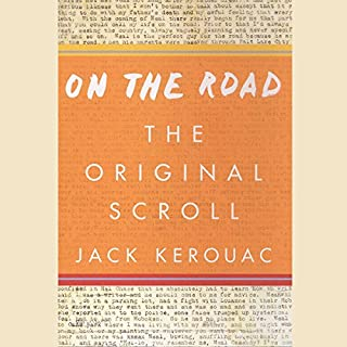 On the Road: The Original Scroll audiobook cover art