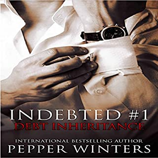 Debt Inheritance audiobook cover art
