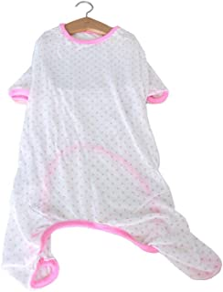 Hdwk&Hped Soft Cotton Medium Large Dog Pajamas for Summer Air-Conditioned Room Jumpsuit/Shirt Style Pet Pjs #6-#9
