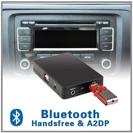 Bluetooth Freisprecheinrichtung A2dp Cd Wechsler Elektronik