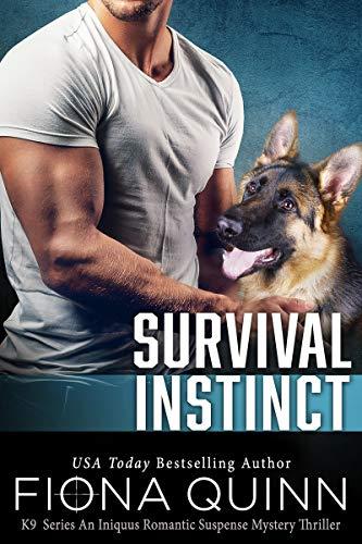 Survival Instinct (Cerberus Tactical K9 Book 1) (English Edition)