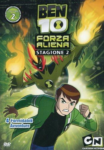 Ben 10 - Forza alienaStagione02Volume02Episodi19-22 [Italia] [DVD]