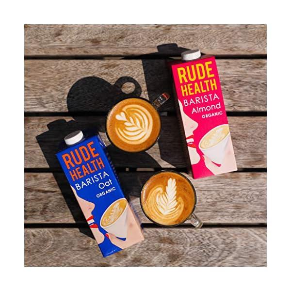 Rude Health Organic Almond Barista Drink, 1 L