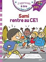 Sami et Julie CE1 Sami rentre au CE1 de Thérèse Bonté