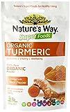 Nature's Way Super Foods Organic Turmeric Powder, 0.11 Kilograms