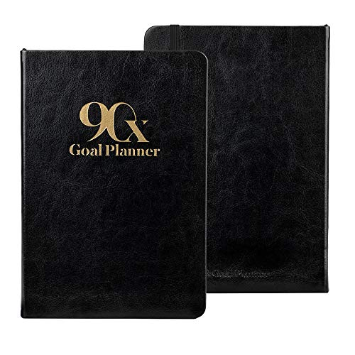 90X 90 Day Undated Goal Planner - Productivity Goals Daily Life Journal,...