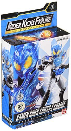 Bandai Kamen Rider Build RKF Legend Rider Series Kamen Rider Cross-Z Charge Action Figure
