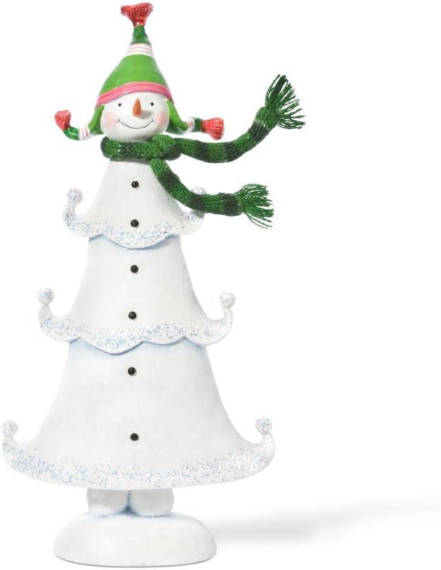 A surprise price Brand Cheap Sale Venue is realized Department 56 Cozy Christmas Snowman Figurine Tree