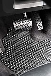 RubberTree Everest (Incl. 3rd Row) 2015 Onwards Heavy Duty Rubber Car Mats