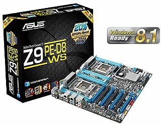 ASUSTeK Intel C602搭載 マザーボード LGA2011対応 Z9PE-D8 WS 【EEB】