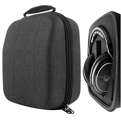 Geekria Tasche Kopfhörer für AKG K361, K371, K167, K540, Beyerdynamic DT880pro, DT990, HD599, HD598CS, HD280PRO, HD650, Schutztasche, Hard Tragetasche