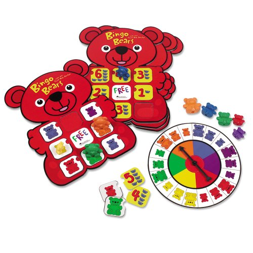 Buy Learning Resources Bingo Bears Game
