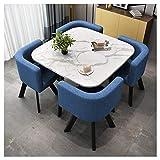 Combinaison Table Basse Et Chaise Balcon Salon Table À Manger Table Et Chaises...