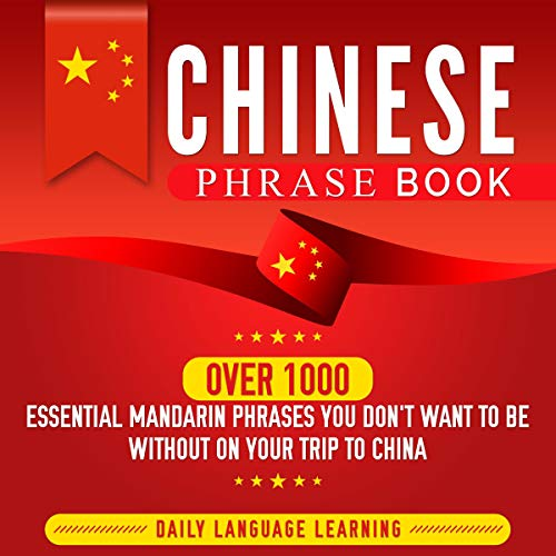 Chinese Phrase Book cover art