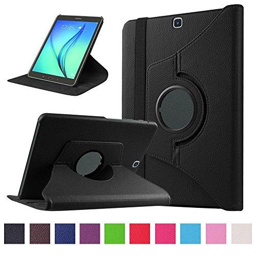 Samsung Galaxy TAB S2 9.7 Hülle - 360° Drehbarer Stand Schutzhülle Tasche Etui für Galaxy TAB S2 9.7 T815 Tablet
