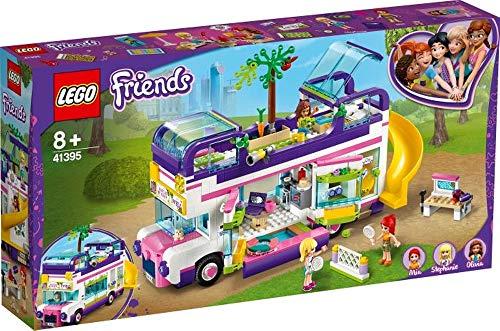 wow Lego Friends Bus de la amistad