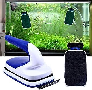 Cleaning Tools - NEW Aquarium Floating Brush Fish Tank Glass Algae Scraper Aquarium Window Cleaning Tool Cleaner Magnets B...