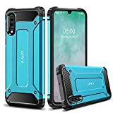 J&D Case Compatible for Galaxy A70 Case, Heavy Duty