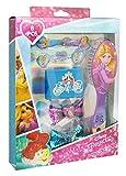 HOVUK® - Juego de joyas con licencia de Disney y accesorios para el cabello, 8 piezas, regalo de Navidad para niños de 3 años