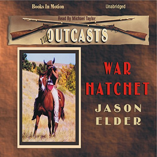 War Hatchet audiobook cover art