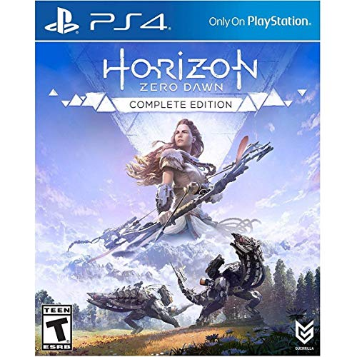 Sony Horizon Zero Dawn: Complete Edition Básica + DLC PlayStation 4 vídeo - Juego (PlayStation 4, Acción / RPG, T (Teen))