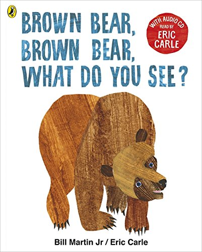 Penguin Books『Brown Bear, Brown Bear, What Do You See?』