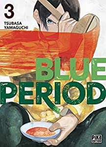 Blue Period Edition simple Tome 3