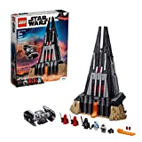 LEGO Star Wars - Castillo de Darth Vader (75251) (Exclusivo de Amazon y LEGO)
