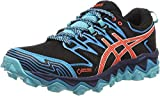 ASICS Damen G-TX Walking-Schuh, Black/Aquarium, 42.5 EU