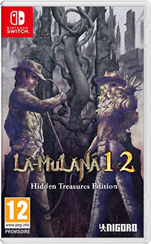 La - Mulana 1 & 2 Hidden Treasures Edition