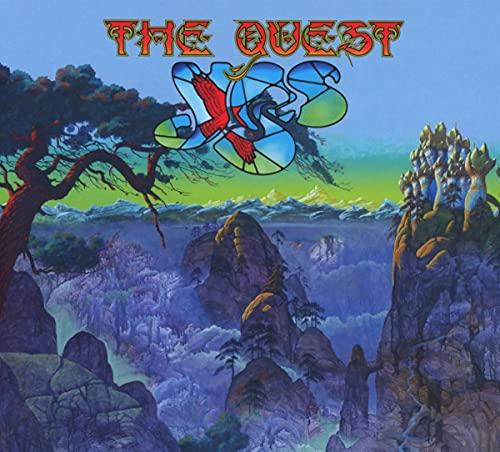 Yes: The Quest (Ltd. 2CD Digipak) (Audio CD (Box Set))