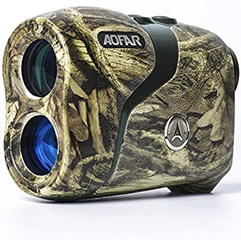 AOFAR HX-800H Hunting Range Finder 800 Yards Wild Waterproof Coma Rangefinder for Shooting and Archery with Angle and Horizontal Distance Range and Bow Mode Gift Package