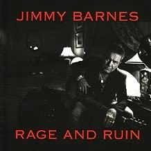 Rage & Ruin by BARNES,JIMMY (2010-09-07)
