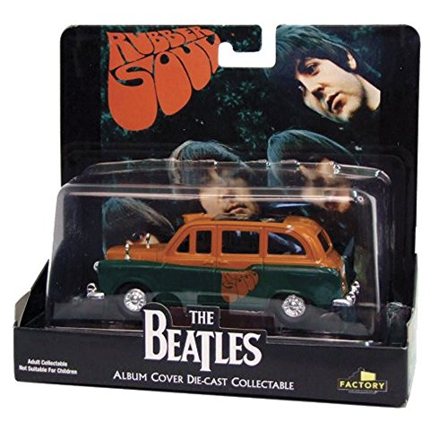 The Beatles die Cast Taxi  Rubber Soul