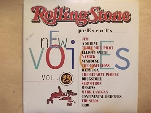 Rolling Stone New Voices Vol. 23